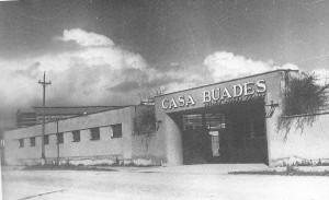 casa buades front 1960