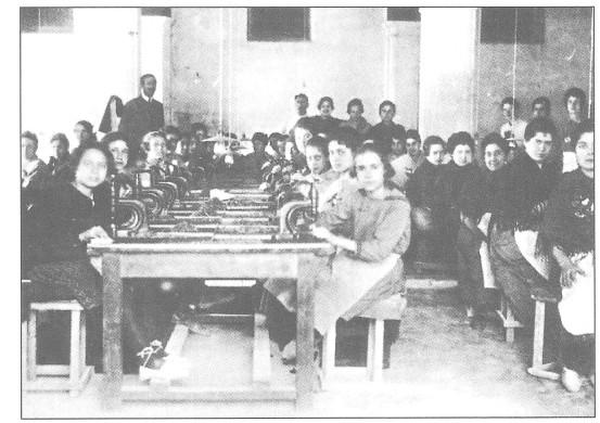 fabrica cierres polleras felanitx 1918