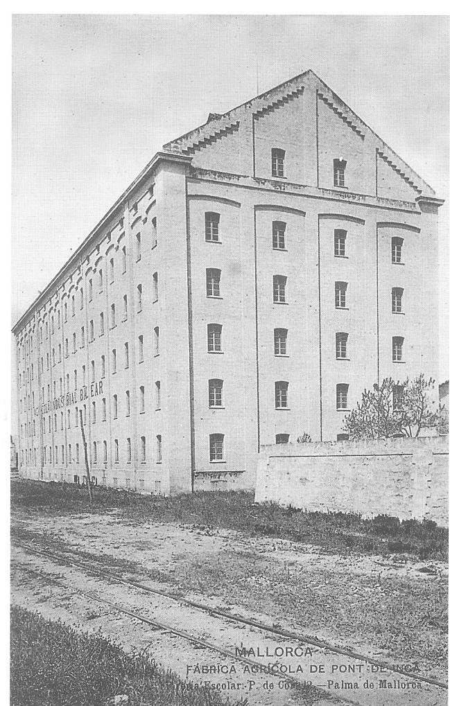 harinera balear 1890