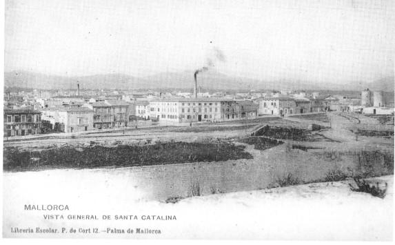 vista palma a santa catalina 1904